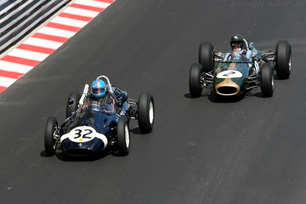 Cooper T51    - 2006 Monaco Historic Grand Prix