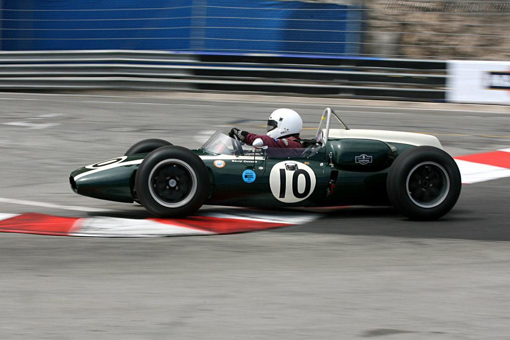 Cooper T53    - 2006 Monaco Historic Grand Prix