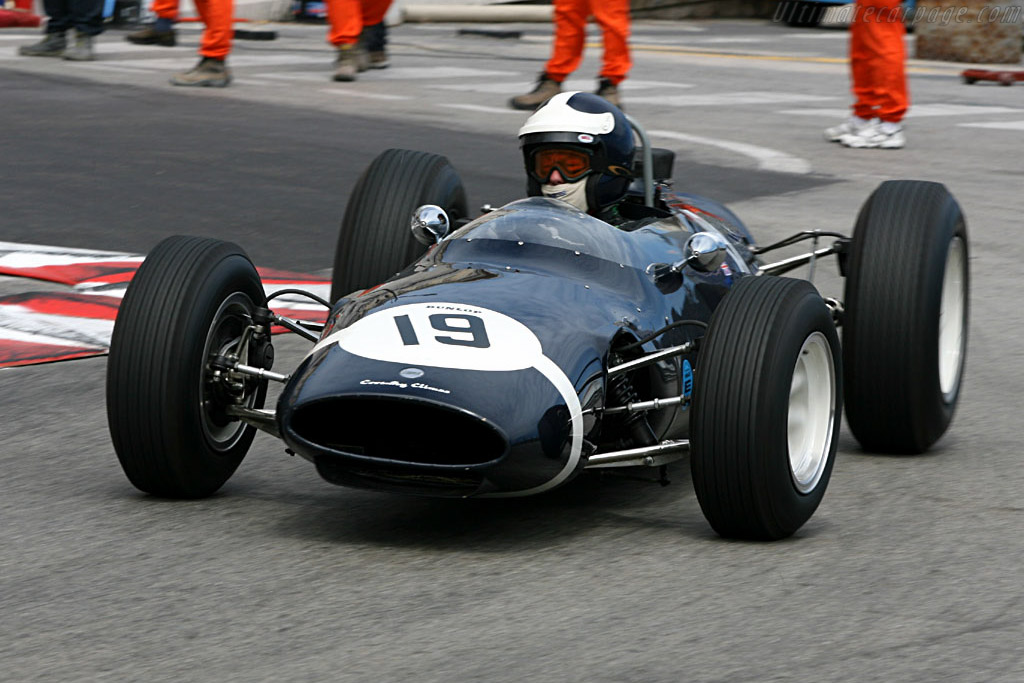 Cooper T66 - Chassis: F1-2-63 - Driver: Sid Hoole  - 2006 Monaco Historic Grand Prix