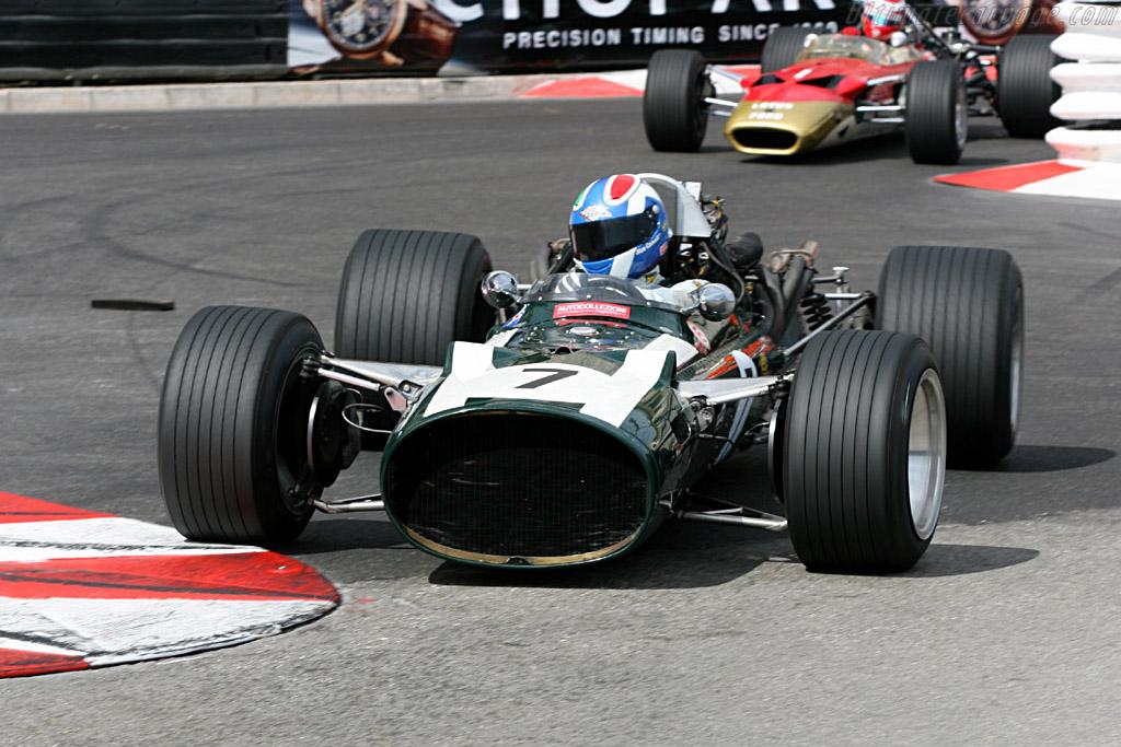Cooper T86 BRM - Chassis: F1-1-68   - 2006 Monaco Historic Grand Prix