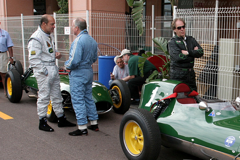Dayton and Folch-Rusinol    - 2006 Monaco Historic Grand Prix
