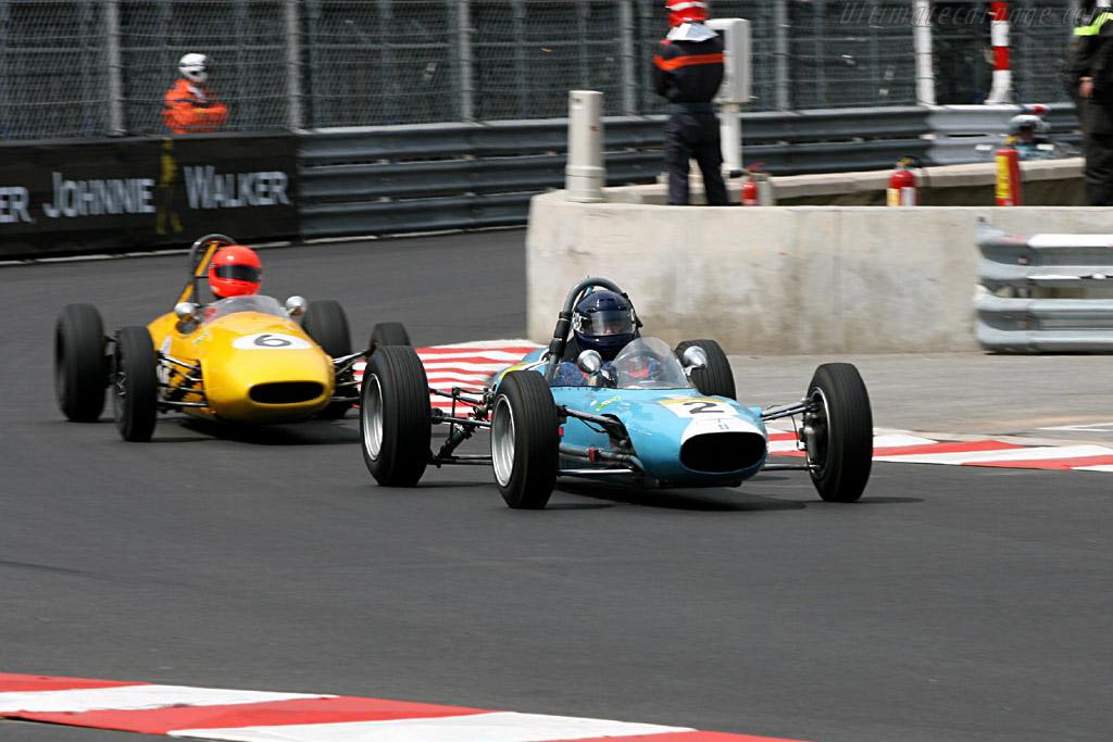 DeTomaso    - 2006 Monaco Historic Grand Prix