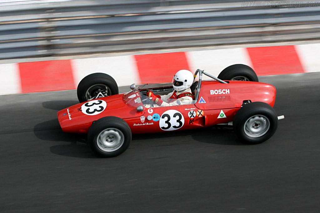 DeTomaso Alfa Romeo - Chassis: 0004   - 2006 Monaco Historic Grand Prix