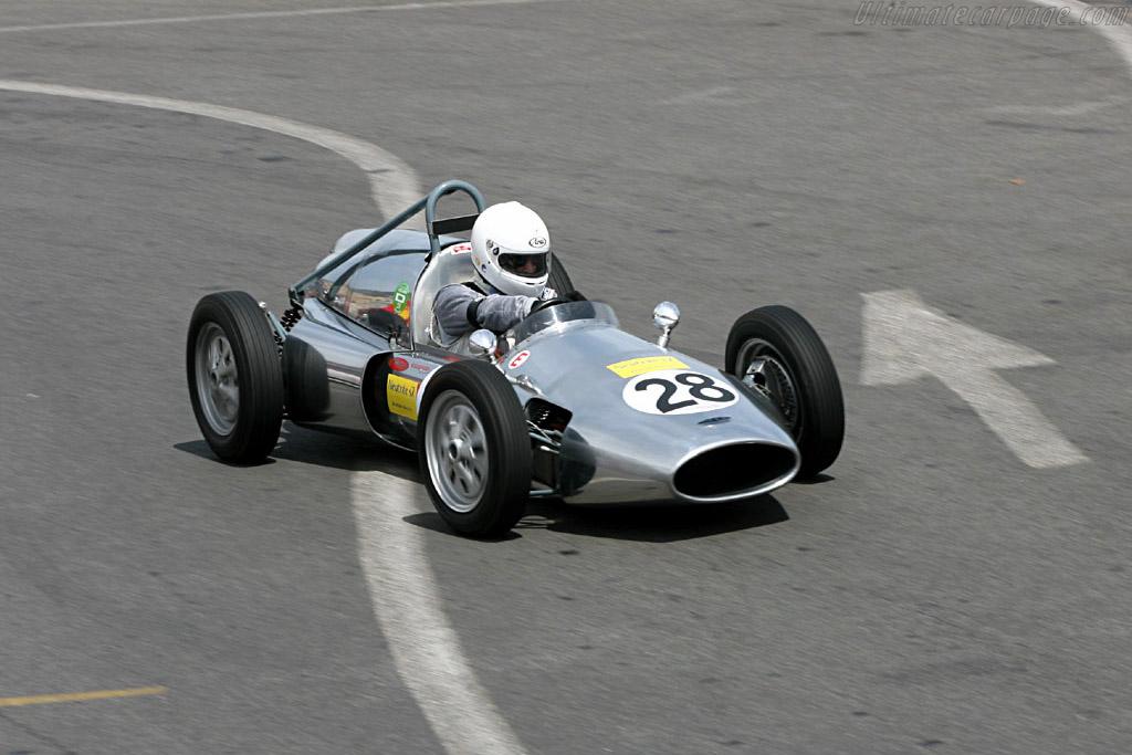 Deep Sanderson DS 104    - 2006 Monaco Historic Grand Prix