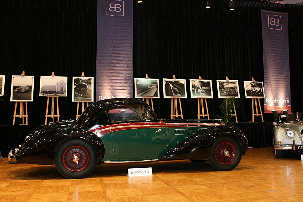 Delahaye 135M Chapron Coupe - Chassis: 60127   - 2006 Monaco Historic Grand Prix