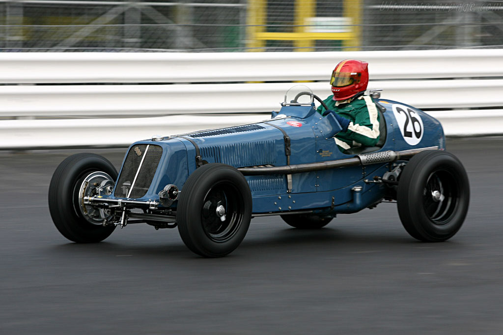 ERA A-Type - Chassis: R4A   - 2006 Monaco Historic Grand Prix