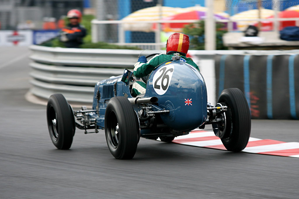 ERA A-Type - Chassis: R4A   - 2006 Monaco Historic Grand Prix