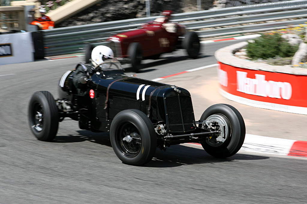 ERA B-Type    - 2006 Monaco Historic Grand Prix