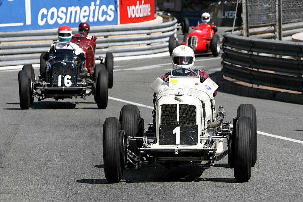 ERA B-Type - Chassis: R9B   - 2006 Monaco Historic Grand Prix