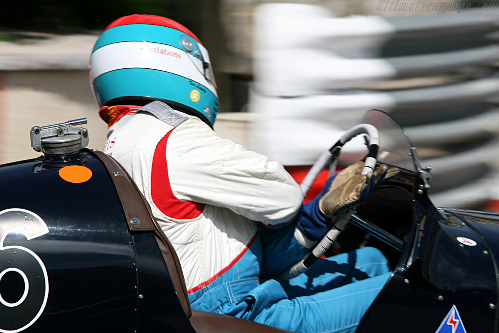 ERA B-Type - Chassis: R10B   - 2006 Monaco Historic Grand Prix