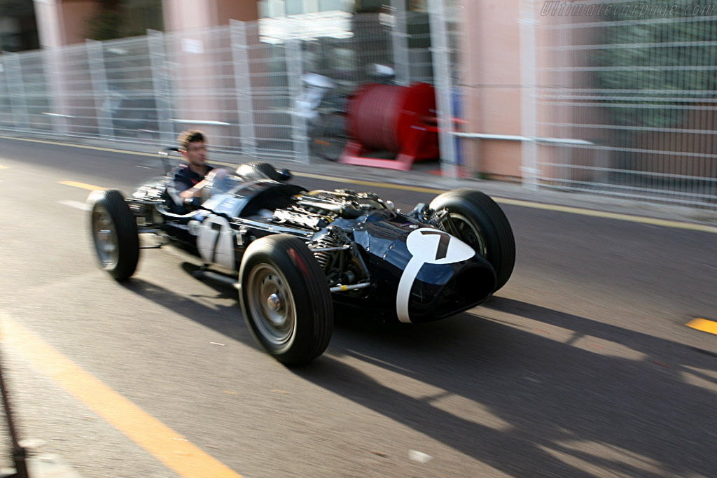 Early morning warm-up    - 2006 Monaco Historic Grand Prix