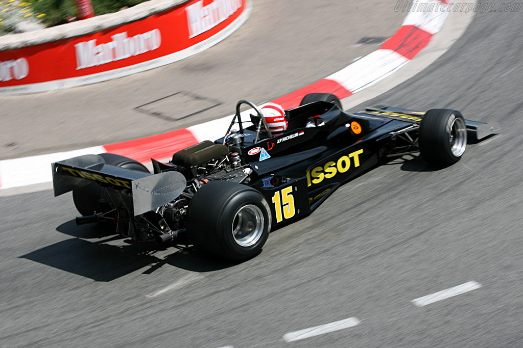 Ensign N175 - Chassis: MN04   - 2006 Monaco Historic Grand Prix