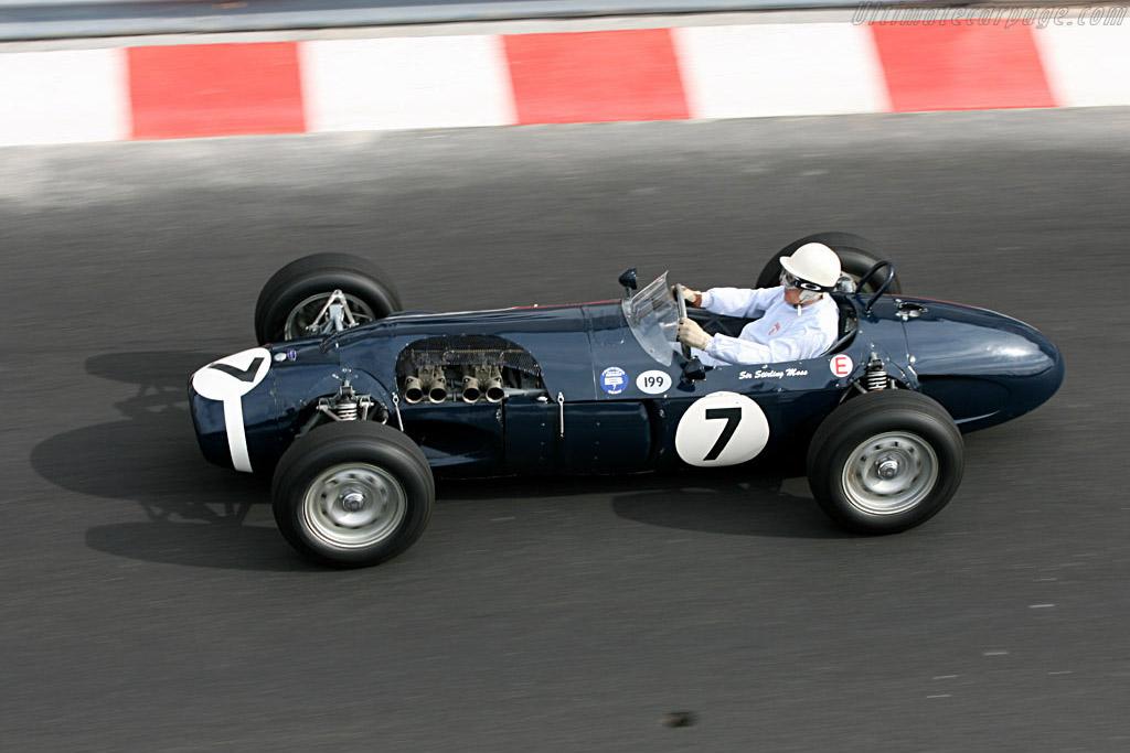 Ferguson P99 - Chassis: P99-01   - 2006 Monaco Historic Grand Prix