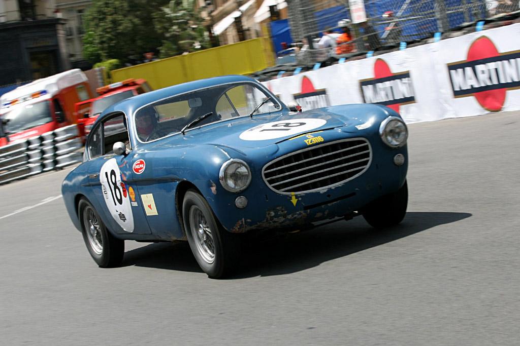Ferrari 166/195S Vignale Coupe - Chassis: 071S   - 2006 Monaco Historic Grand Prix