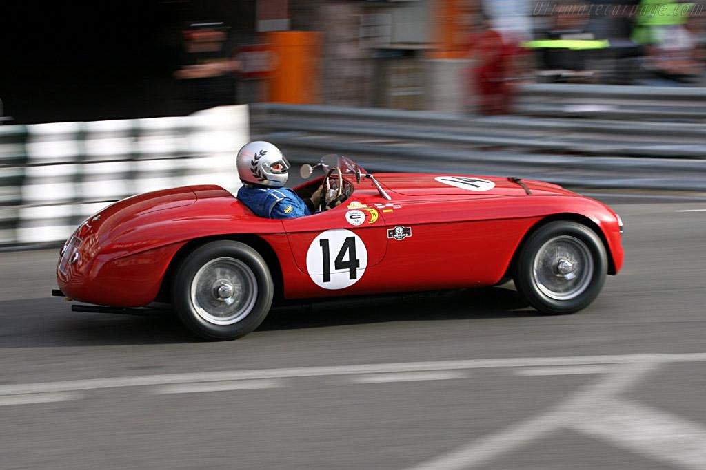 Ferrari 166 MM - Chassis: 0034M   - 2006 Monaco Historic Grand Prix