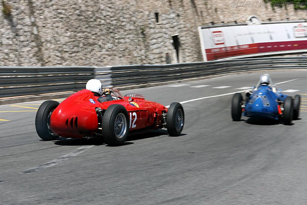 Ferrari 246 Dino    - 2006 Monaco Historic Grand Prix