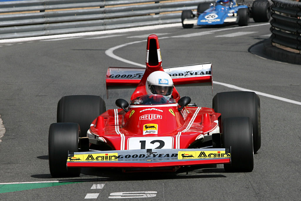 Ferrari 312 B3    - 2006 Monaco Historic Grand Prix