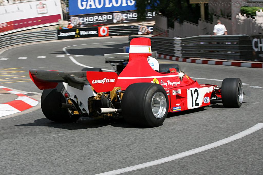 Ferrari 312 B3 - Chassis: 014   - 2006 Monaco Historic Grand Prix