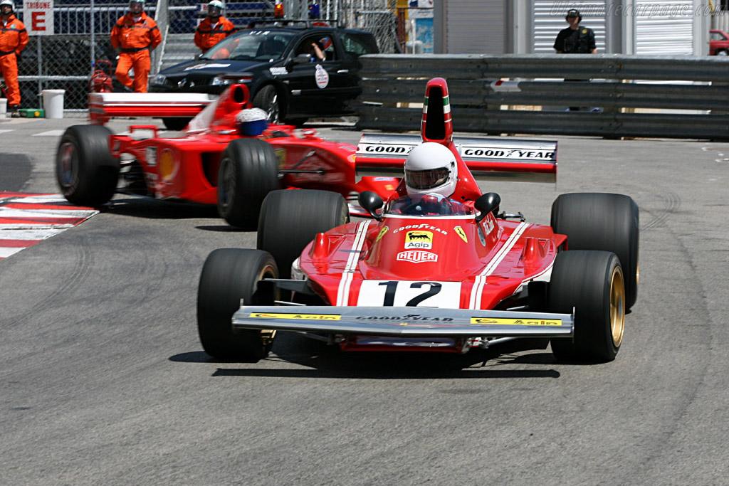Ferrari 312 B3 - Chassis: 010   - 2006 Monaco Historic Grand Prix