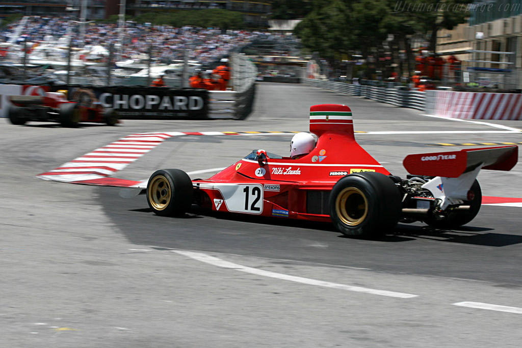 Ferrari 312 B3    - 2006 Monaco Historic Grand Prix