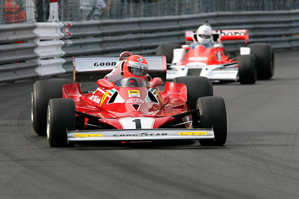 Ferrari 312 T2 - Chassis: 025   - 2006 Monaco Historic Grand Prix