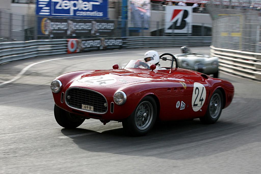 Ferrari 340 America - Chassis: 0196A   - 2006 Monaco Historic Grand Prix