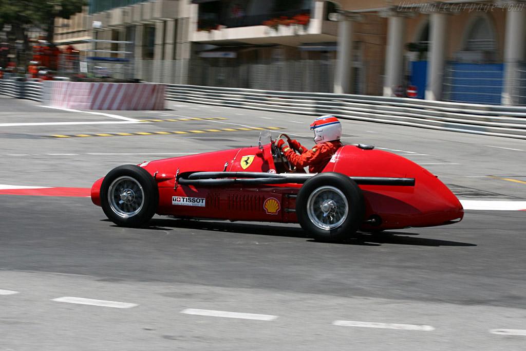 Ferrari 625 F1 - Chassis: 54-1   - 2006 Monaco Historic Grand Prix