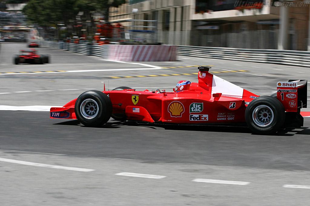 Ferrari F2001    - 2006 Monaco Historic Grand Prix