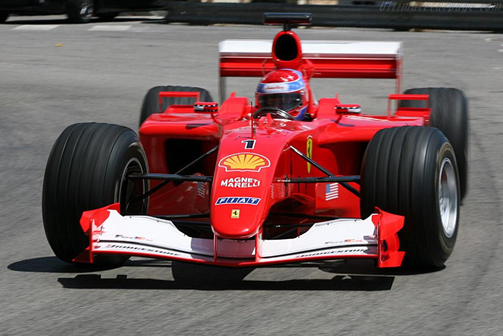 Ferrari F2001 - Chassis: 213   - 2006 Monaco Historic Grand Prix