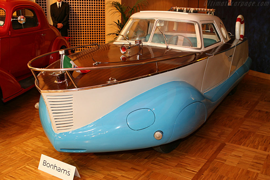 Fiat 110 Boat Car - Chassis: 627010   - 2006 Monaco Historic Grand Prix