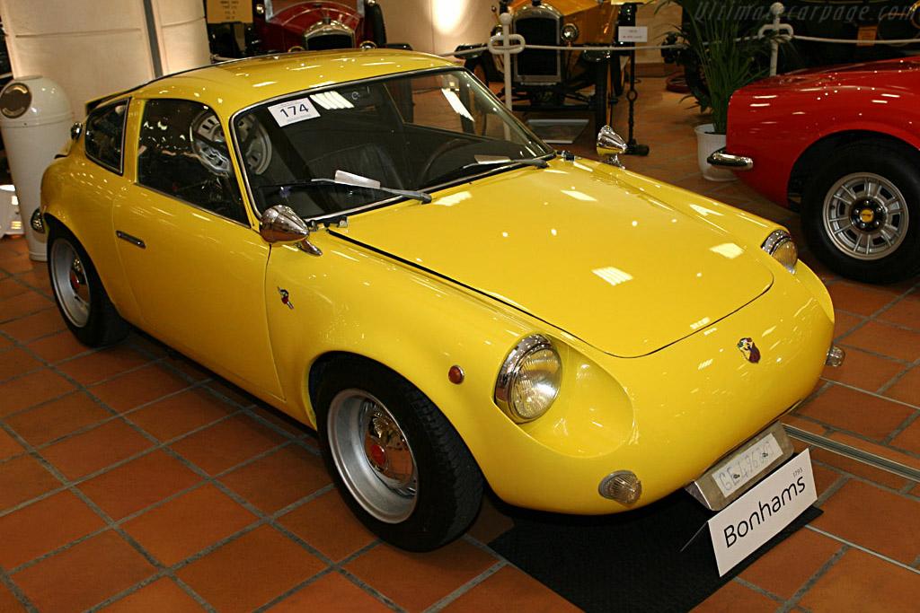 Fiat Abarth 1000 - Chassis: 110 0376   - 2006 Monaco Historic Grand Prix