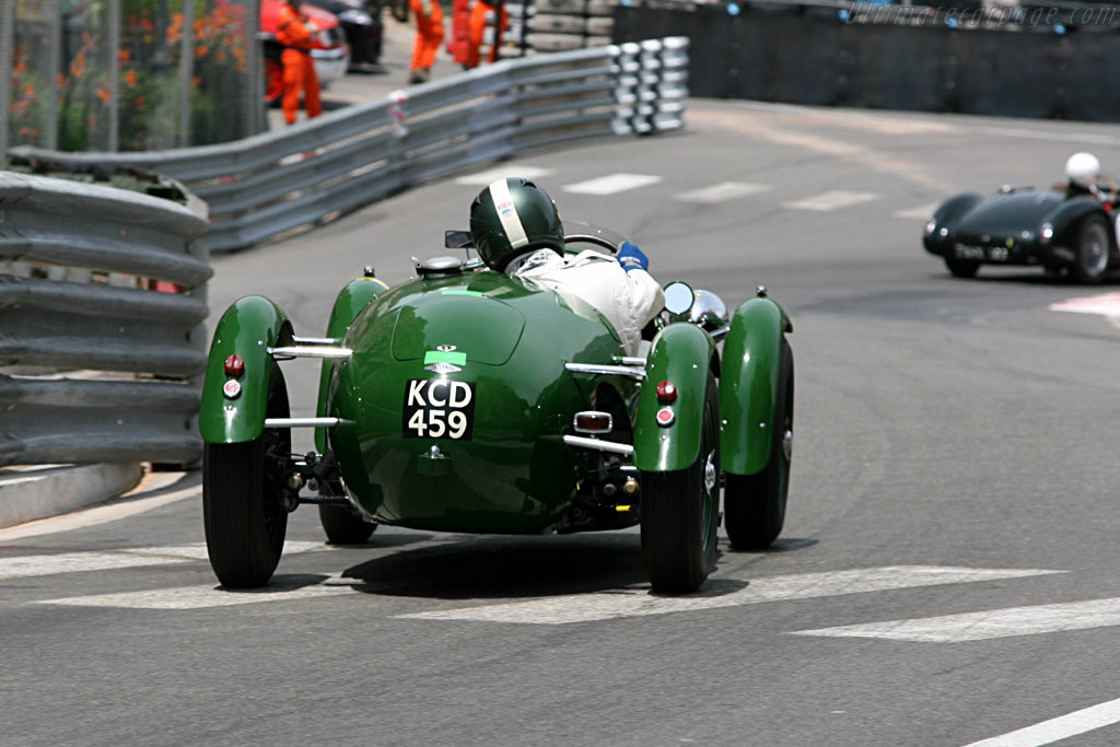 Frazer Nash Le Mans Replica - Chassis: 421/200/181   - 2006 Monaco Historic Grand Prix