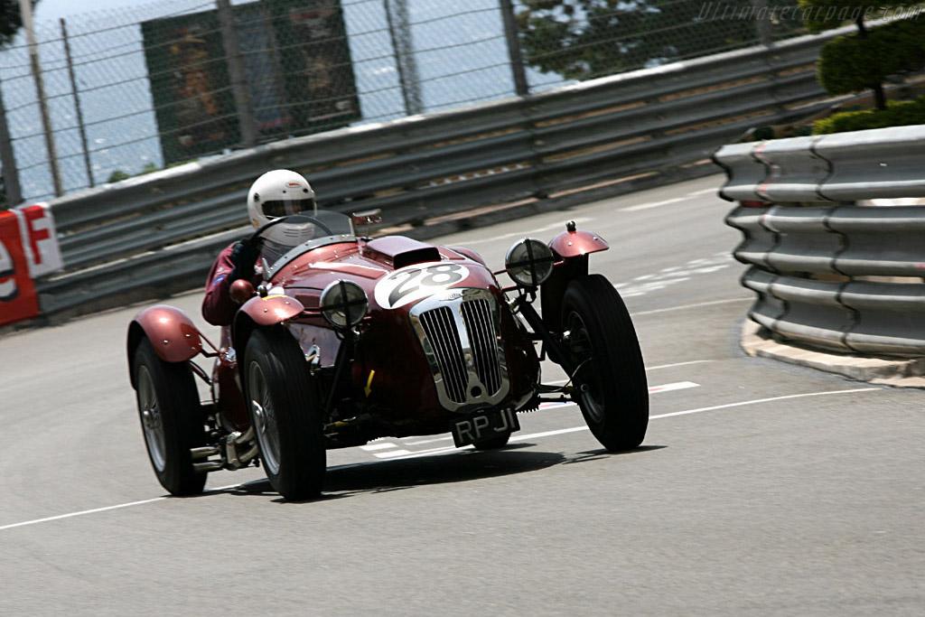 Frazer Nash Le Mans Replica - Chassis: 421/200/170  - 2006 Monaco Historic Grand Prix