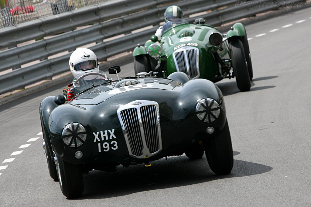Frazer Nash Mille Miglia    - 2006 Monaco Historic Grand Prix