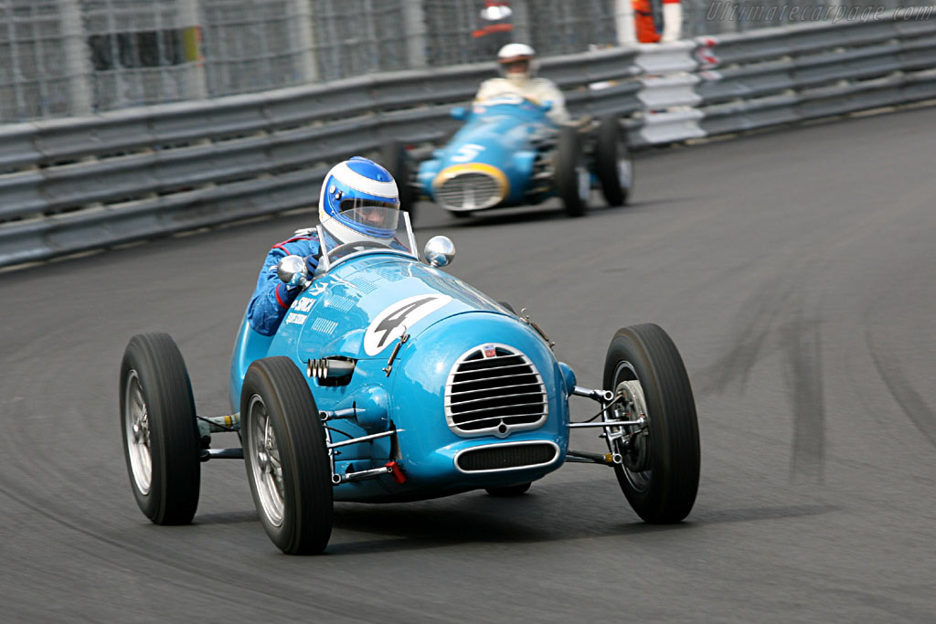 Gordini T15    - 2006 Monaco Historic Grand Prix