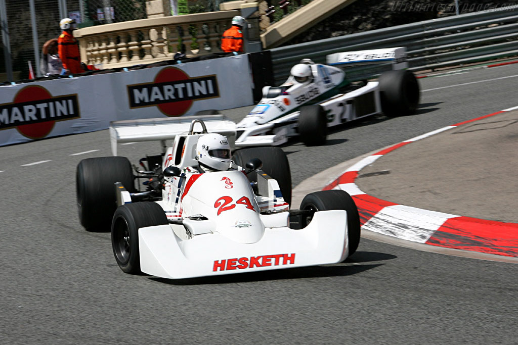 Hesketh 308C    - 2006 Monaco Historic Grand Prix