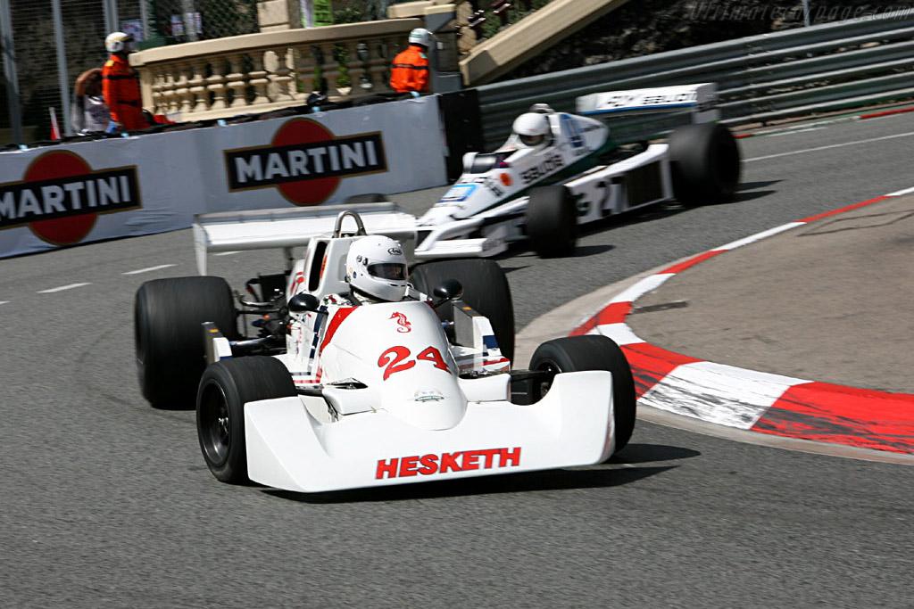 Hesketh 308C    - 2006 Monaco Historic Grand Prix