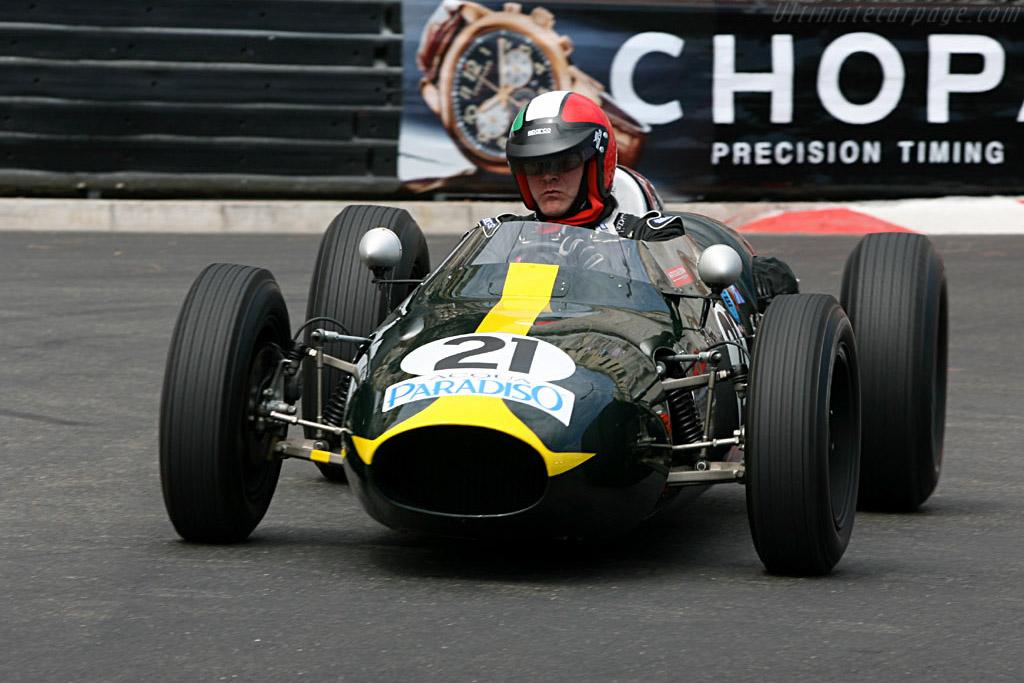JBW 1500    - 2006 Monaco Historic Grand Prix
