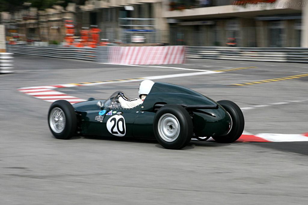JBW Maserati    - 2006 Monaco Historic Grand Prix