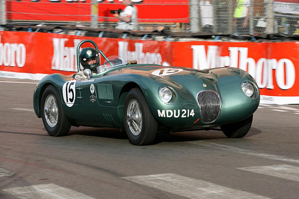Jaguar C-Type - Chassis: XKC 004   - 2006 Monaco Historic Grand Prix