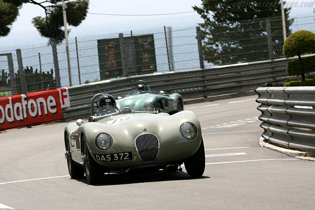Jaguar C-Type    - 2006 Monaco Historic Grand Prix