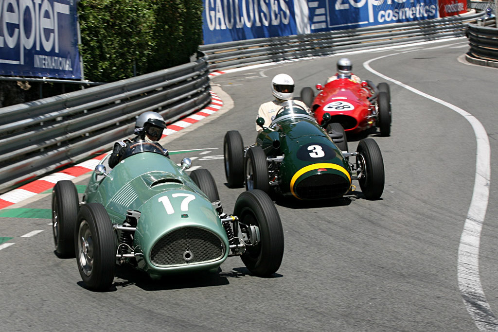 Kieft GP1    - 2006 Monaco Historic Grand Prix