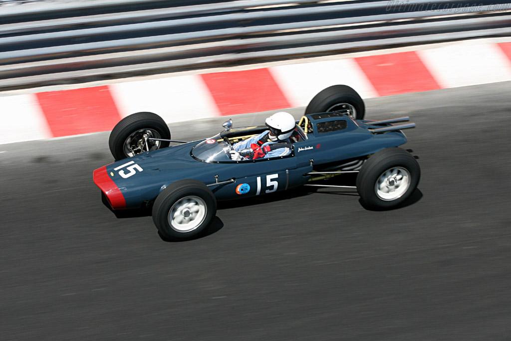 Lola Mk4    - 2006 Monaco Historic Grand Prix