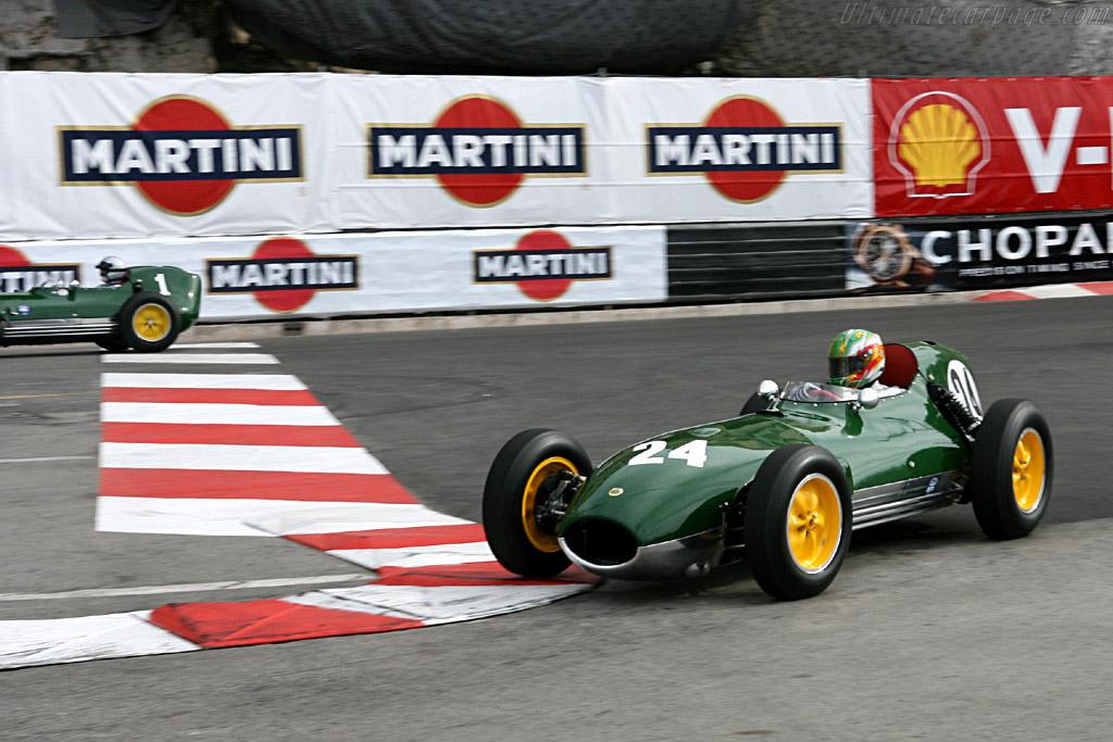 Lotus 16 - Chassis: 365   - 2006 Monaco Historic Grand Prix