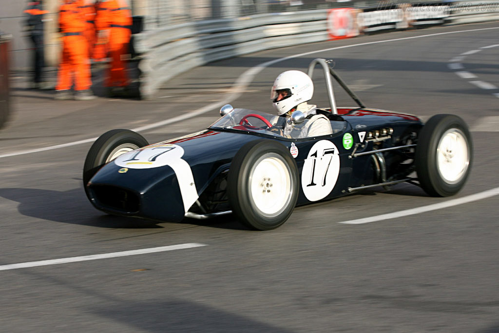 Lotus 18    - 2006 Monaco Historic Grand Prix