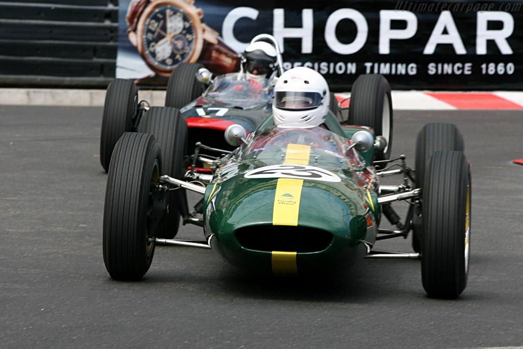 Lotus 24    - 2006 Monaco Historic Grand Prix