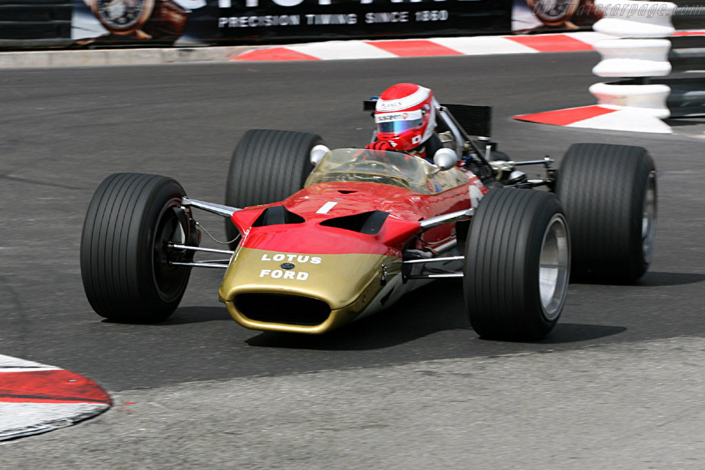 Lotus 49 - Chassis: R10   - 2006 Monaco Historic Grand Prix