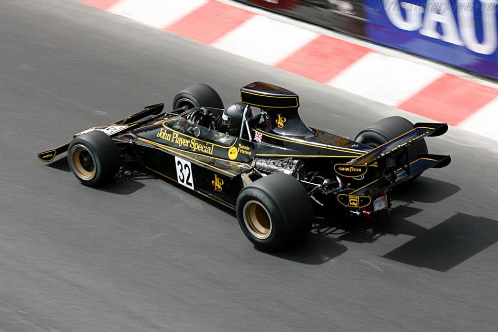 Lotus 76    - 2006 Monaco Historic Grand Prix