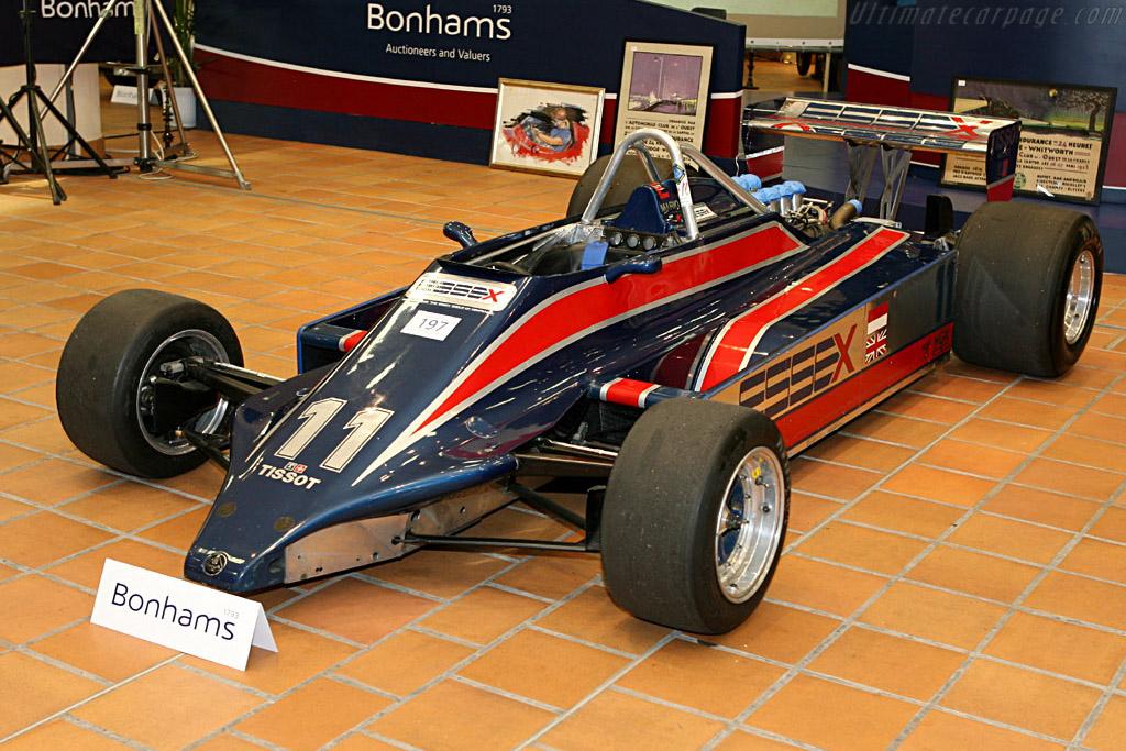 Lotus 81 - Chassis: 81/3   - 2006 Monaco Historic Grand Prix