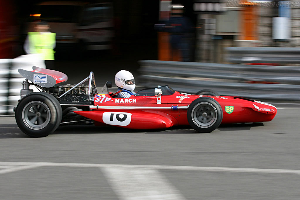 March 701 Cosworth - Chassis: 701/6   - 2006 Monaco Historic Grand Prix